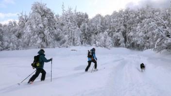 Así abren los centros de esquí en Argentina