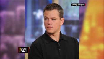 La razón por la que una hija de Matt Damon no ve sus películas