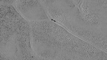 La NASA comparte un increíble viaje simulado por Plutón
