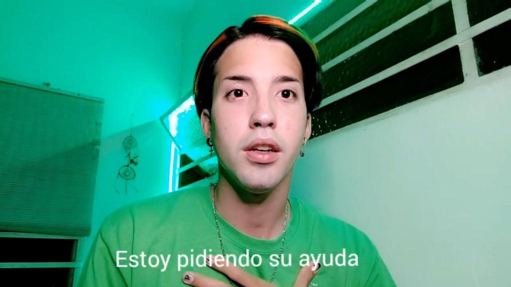 Adrián Herrera teme represalias por su mensaje a Biden
