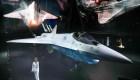 """Rusia presenta su nuevo avión caza furtivo """"Jaque mate"""""""
