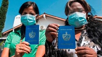 Los países a los que migran más cubanos