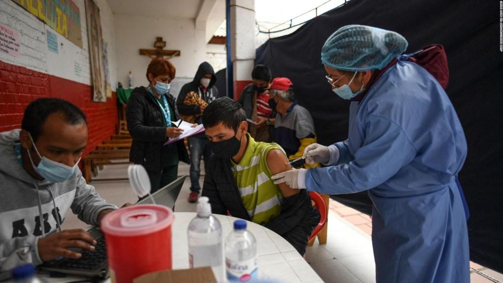 Latin America: vaccination advances