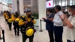 Mexicanos lucharán para extinguir incendios en Canadá
