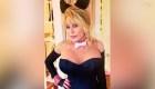 Dolly Parton recrea su icónica portada de Playboy