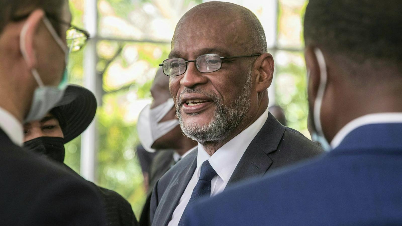 Ariel Henry jura como primer ministro de Haití
