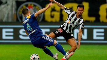 La situación de los jugadores de Boca Juniors en Brasil