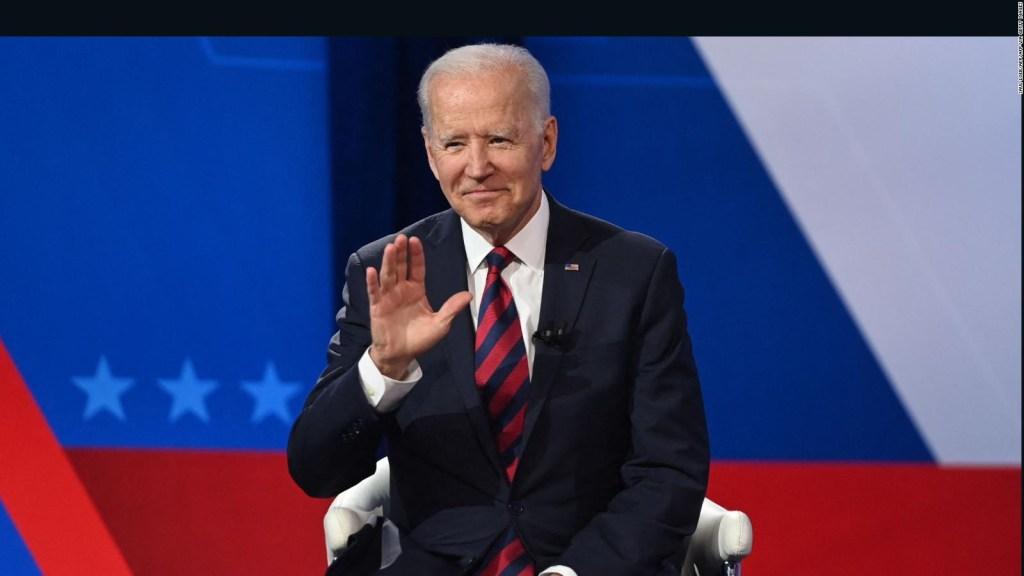 Biden foro cnn
