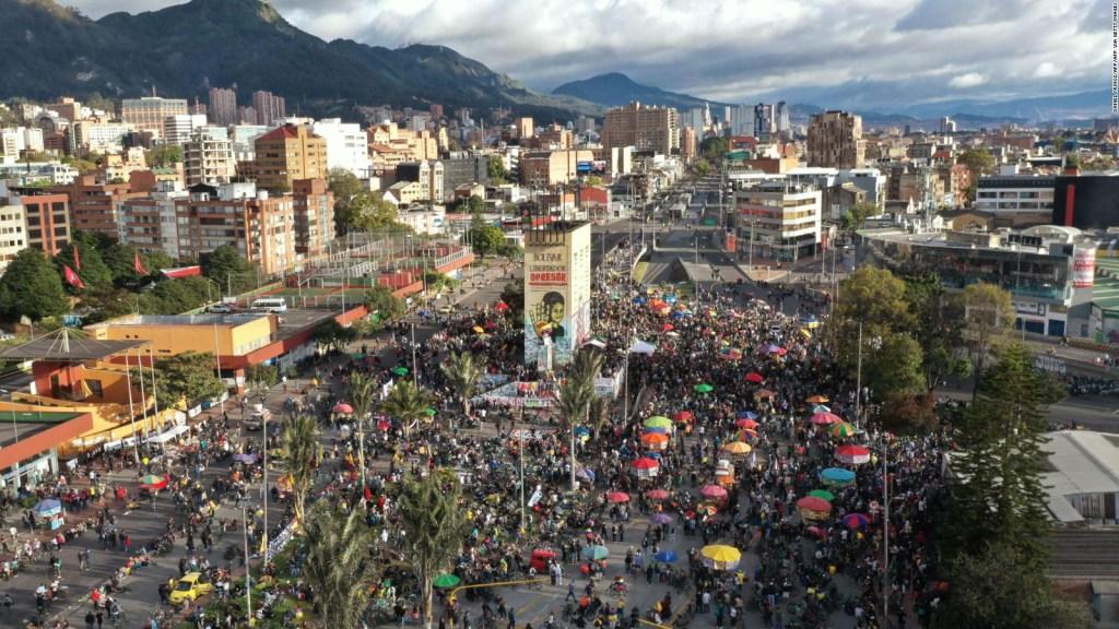 Logros de las protestas en Colombia, según Claudia López