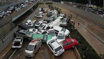 33 muertos tras fuertes lluvias que afectan a China