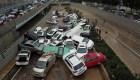 Mira la devastación que dejan las inundaciones en China