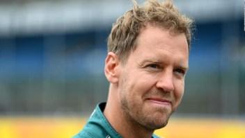 El generoso gesto de Vettel que recorre el mundo