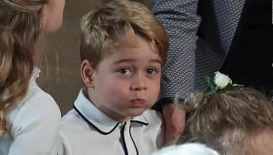 Los momentos más lindos del príncipe Jorge