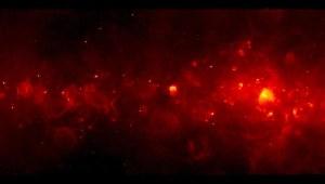 Nueva imagen de la Vía Láctea puede revelar un misterio