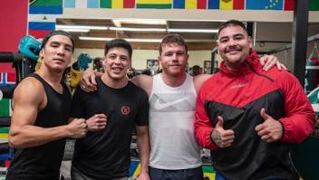La valiosa enseñanza de Canelo Álvarez a Brandon Moreno