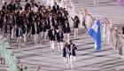 ¿Las delegaciones olímpicas entraron en orden alfabético?