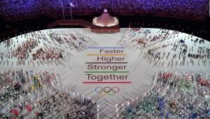 Disciplina, lección de atletas olímpicos a la humanidad