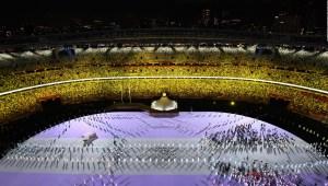Así se inauguran los Juegos Olímpicos