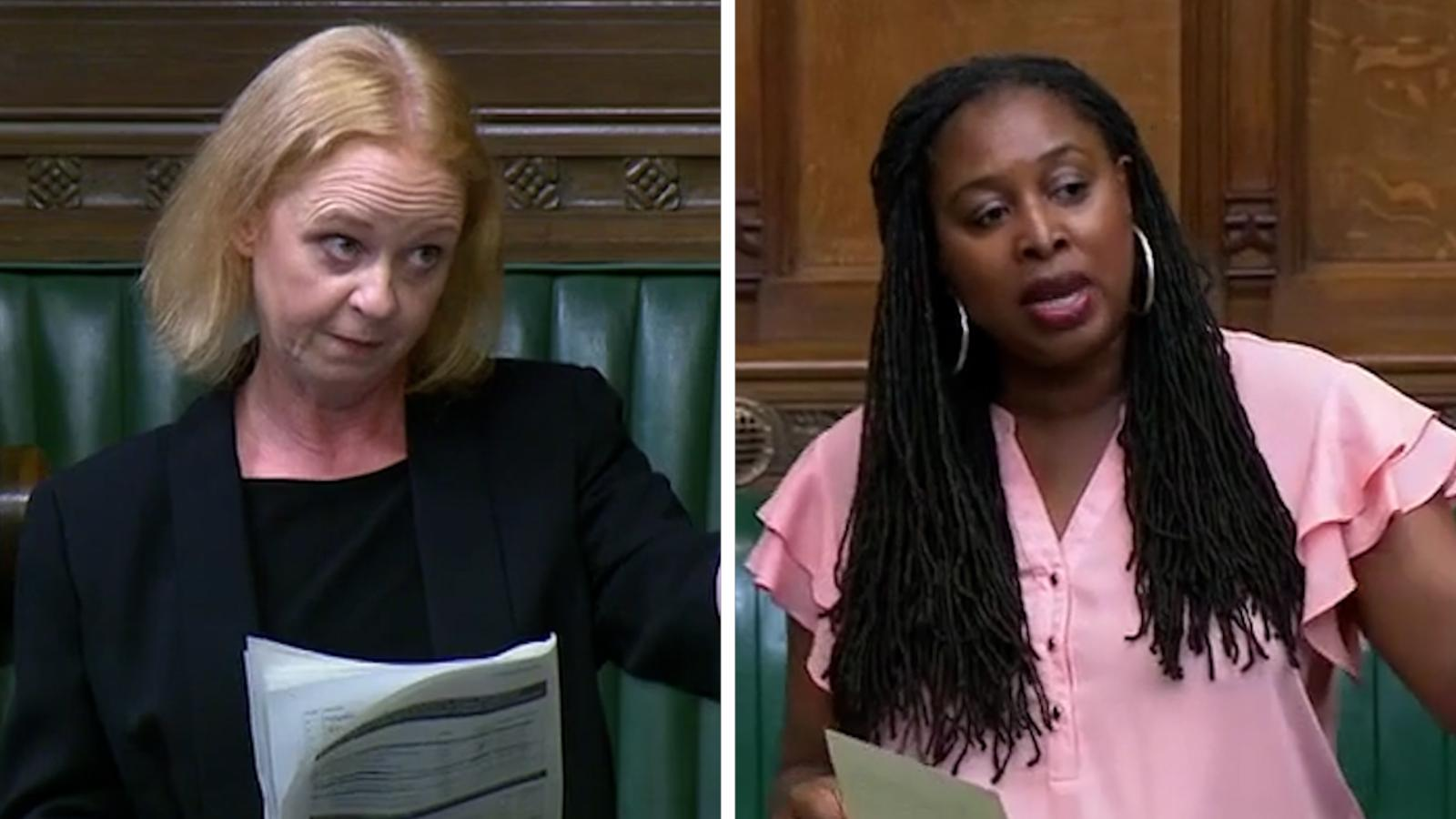 Expulsan a parlamentaria británica por decir que Boris Johnson mintió durante la pandemia