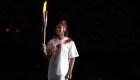 Naomi Osaka, la protagonista en la ceremonia de apertura