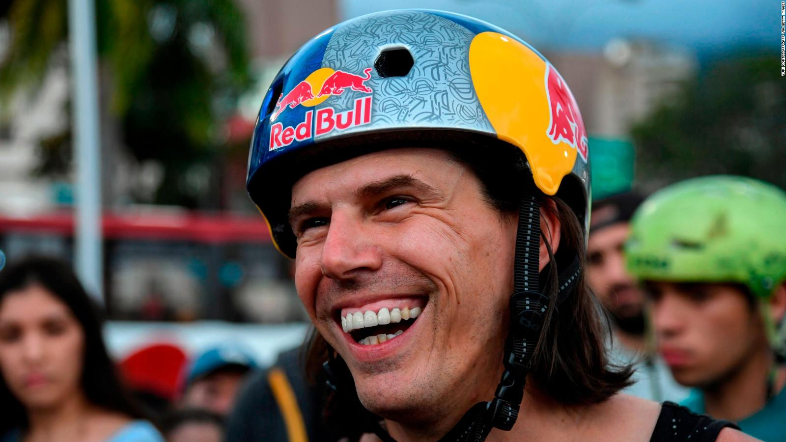Tokio 2020: la emoción del atleta venezolano Daniel Dhers al llegar a suelo asiático