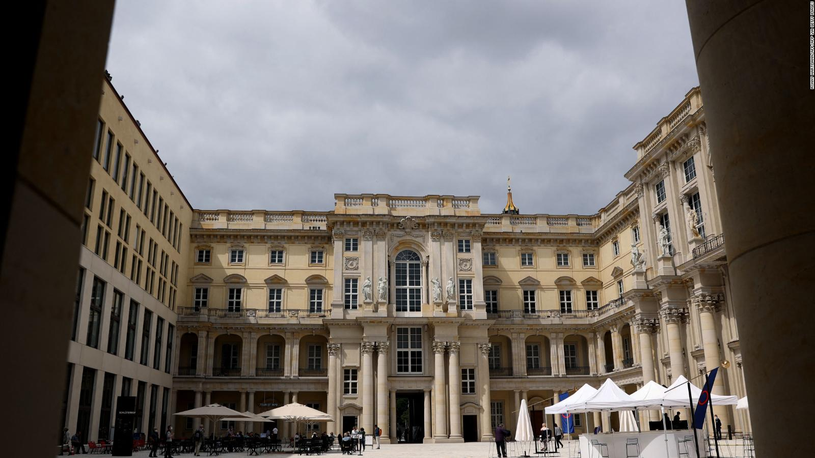 Finalizó la espera: el Foro Humboldt, antes el antiguo palacio real de Berlín, abre sus puertas