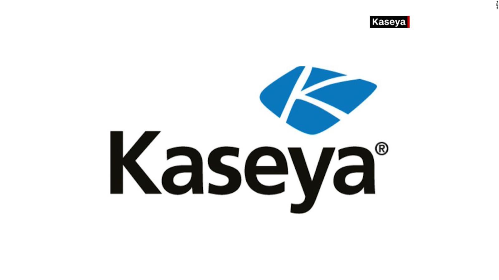 Empresa Kaseya logra desbloquear redes incautadas