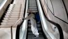 Así limpian el Metro de Bilbao