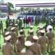 Así fue el funeral de Jovenel Moise en Haití