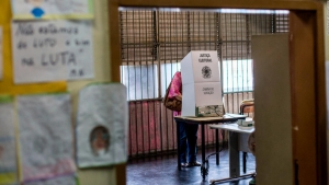 Ministro de Brasil amenaza con impedir elecciones de 2022