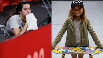 Los atletas más jóvenes de Tokio 2020
