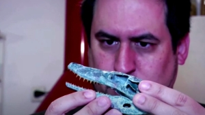 Descubren un fósil de 150 millones de años en Chile