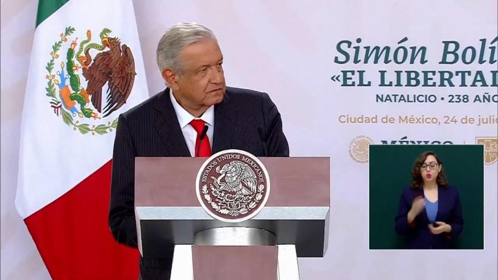 López Obrador pide el remplazo de la OEA