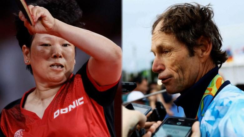 Los atletas más longevos de Tokio 2020