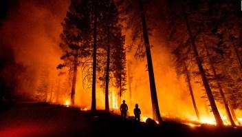 El incendio Dixie podría tomar más fuerza