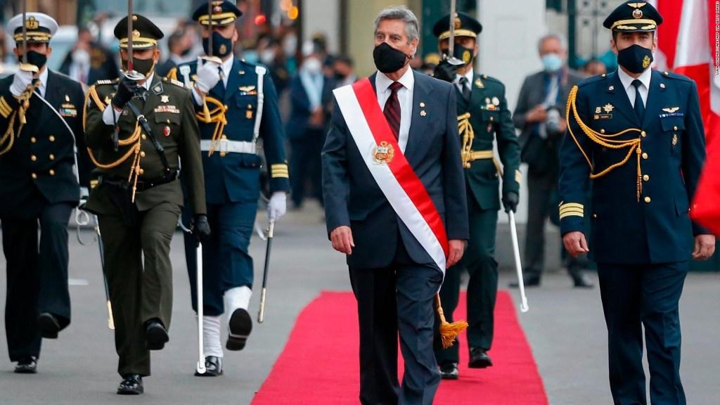 ¿Por qué Perú ha tenido cinco presidentes en cinco años?