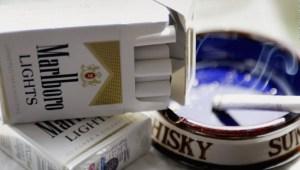 Philip Morris no venderá Marlboro en el Reino Unido