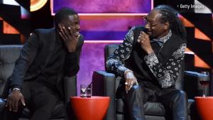 Los nuevos deportes olímpicos de Snoop Dogg yKevin Hart