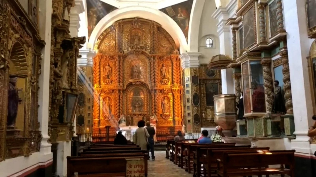 Monasterio en México se vuelve Patrimonio de la Humanidad