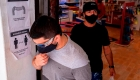 Puerto Rico orders the use of masks indoors