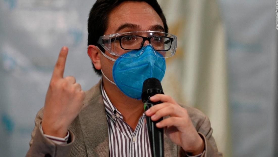 Velásquez: La destitución del fiscal Sandoval fue ilegal