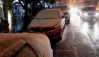 Ola de frío causó una nevada histórica en Brasil