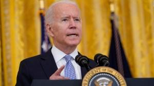 Biden: El cubrebocas no es una declaración política