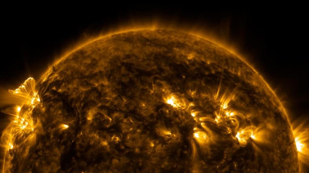 La NASA examinará al Sol con un escáner de rayos X