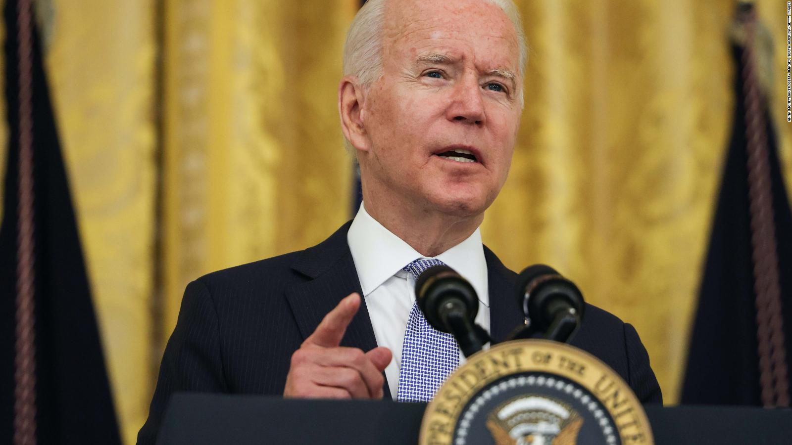 Biden will discuss new sanctions on Cuba with Cuban leaders in the US