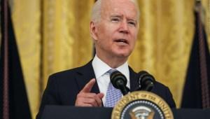 Biden propone pagar US$ 100 a quienes se vacunen