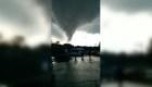 Tornado en Pensilvania deja cinco heridos
