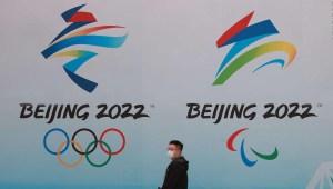 Presionan a patrocinadores de los Olímpicos Beijing 2022