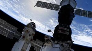 """Rusia: """"Todo bien"""" con la estación espacial"""