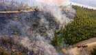 Devastadores incendios en Turquía dejan varios muertos